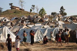 Rakhine camp._(8288488088)