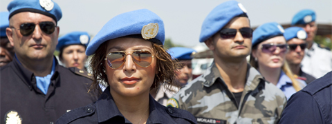 International Peacekeepers Day