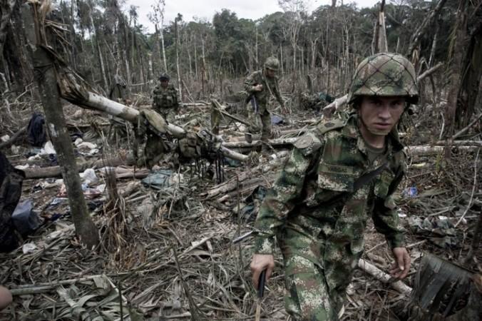 colombia's civil war