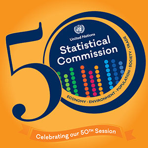 Statistical Commission 50th_Session