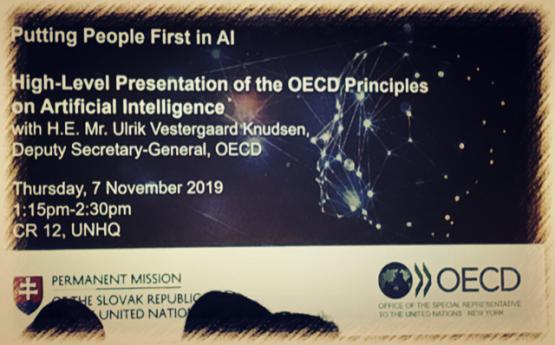 Pic of AI presentation